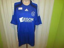 """Ajax Amsterdam Original Adidas Auswärts Trikot 2008/09 """"AEGON"""" Gr.XXL TOP"""