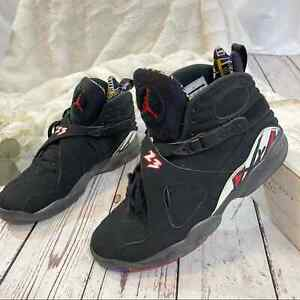 Nike Air Jordan 8 Retro Playoff 2013 sneakers 305381-06 MENS size 11.5 USA