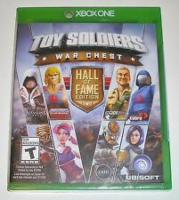Toy Soldiers War Chest -- Hall of Fame Edition (Xbox One, 2015) NEW