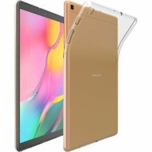 Coque Samsung Galaxy Tab A 10.1 2019 T510 T515 Etui Housse Silicone ULTRA FINE