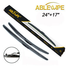 ABLEWIPE Fit For DODGE CALIBER 2007-2012 Premium Quality Wiper Blades (Set of 2)