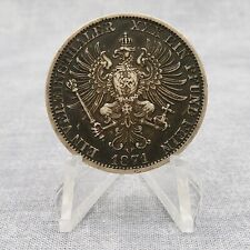 1871-A German States Prussia Sieges Thaler Silber Silver 71-3 --- Rare Variety