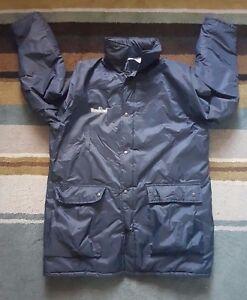 Vandanel Men's Blue Sport Leisure hoodie coat jacket waterproof windproof Size L