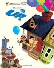 Little Golden Book: Up by Random House Disney Staff (2009, Hardcover)