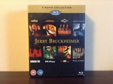 Jerry Bruckheimer 8 movie Collection (Blu-ray Disc, 8-Disc Set) *BRAND NEW*