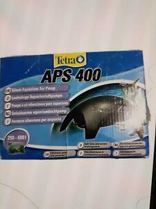 Tetra APS 50 Silent Aquarium Air Pump for 10 - 60 Litre Fish Tanks X3