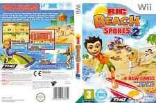 Big Beach Sports 2 (Wii) Nintendo Wii Brand New