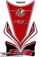 MV Agusta F4 RR 2016 Red Motorcycle Tank Pad Motografix 3D Gel Protector