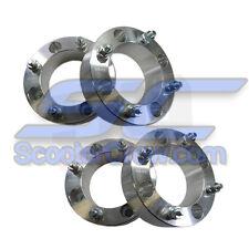 4x137 Pattern 2in Thick 12x1.25 mm Stud Size 4 qty Wheel Spacer Kawasaki Teryx