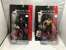 BRUCE LEE THE UNIVERSAL ACTION FIGURE TWO DIFFERENT FIGURES RARE