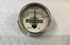 Harley JD VL DL RL Ammeter Amp Meter Weston 354 1929-36 OEM 4580-29
