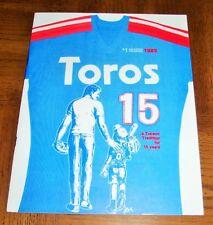 VINTAGE RARE 1983 TUCSON TOROS SOUVENIR PROGRAM - AFFILIATE OF HOUSTON ASTROS