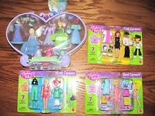 LOT OF  POLLY POCKET DOLL SETS~COOL CAREERS~DISNEY POLLY POCKETS~ALL NEW
