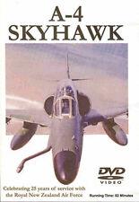 A-4 Skyhawk Fighter Royal New Zealand Air Force DVD