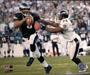 DONOVAN McNABB Philadelphia Eagles 8X10 ACTION Photo #2  PHILADELPHIA EAGLES