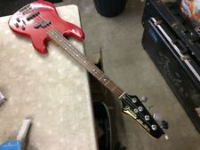 80s-90s Sebring Jammer SJB-20 Electrical Bass MIK VMI Vega Music Int Korea