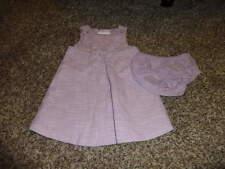JANIE AND JACK 3-6 PURPLE DRESS PETIT BLOOMS