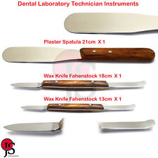 Dental Laboratory Mixing Spatula Plaster Carving Wax Knife Carving Modeling Tool