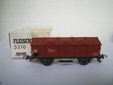 Fleischmann HO 5210 Klappdeckelwagen 9410161-2 DB nicht gealtert (CC/007-8S8/3)