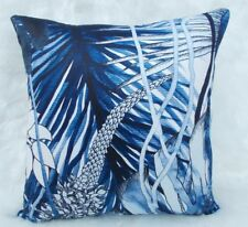 Designers Guild Fabric Cushion Cover 'JARDIN EXO'CHIC' - Mediterranee - Lacroix