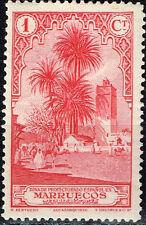 Spanish Marocco Camals Fauna  stamp 1943 MLH