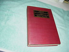 2000 QUESTIONS and ANSWERS ABOUT THE WAR, WWI, 1918, GREAT COLOR MAPS