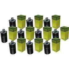 10x MANN-FILTER Kraftstofffilter Fuel Filter WK 722/1