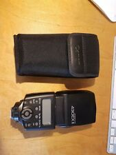 Canon Speedlite 430EX II mit Tasche