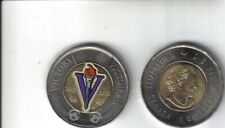 Canadian 2020 Toonie 75 years Victory Commemorative 1945 two dollar coin