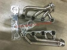 Exhaust Header For Small Block Ford 289-302 Blockhugger Stainless steel SBF NEW