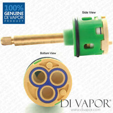 91mm 3-Way Diverter Cartridge 33mm Barrel Diameter with 55mm Spindle Valve Core