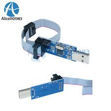Usbaspusbisp Avr Programmer Adapter 10 Pin Cable Usb Atmega8 Atmega128