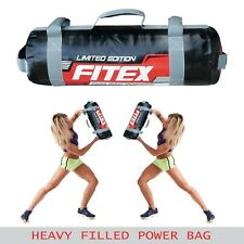 Power Sand Bag 5KG Weighted Fitness Handle Weight Lifting Crossfit Gym Training