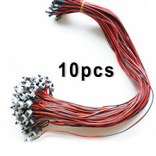 10* Computer Motherboard Power Cable Switch On/Off/Reset Button Replacement