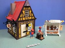(O3455.2) playmobil Le potier médiéval ref 3455 année 82 - 93 cplt