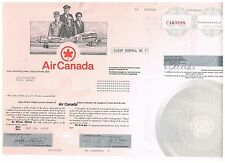 Air Canada, 2000, uncancelled