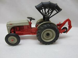 Ford 8N with 2 bottom plow- 50th Anniversary Collector Edition 1/16 by Ertl