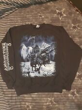 Black Metal Crewneck Sweatshirt Pullover Pulli Dissection Gorgoroth Watain Venom