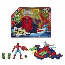 Spider-Man Action Figure Playsets