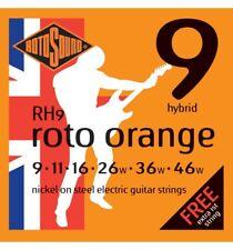Rotosound RH9 Hybrid 09-46 Orange - Jeu de Cordes guitare électrique