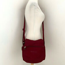 MANDARINA DUCK crossbody bag top zip handbag nylon New