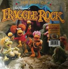 FRAGGLE ROCK The Best of - LP / Yellow Clear Splatter Vinyl (Jim Henson)