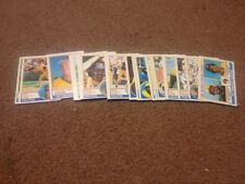 COMPLETE TEAM SET - 1983 TOPPS PITTSBURGH PIRATES (27 CARDS)