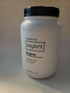 Soylent Meal Replacement Powder Original Gluten Free Vegan 36.8 Oz SEPT 26, 2021