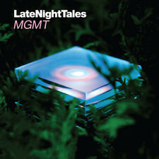 MGMT - Late Night Tales [New CD] Jewel Case Packaging