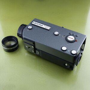 untested + defective LEICA LEICINA RT 1 super8 Vario 1.9 8-64 mm Leitz Wetzlar ☆