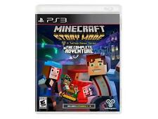 Minecraft: Story Mode A Telltale Games Series: The Complete Adventure for Sony