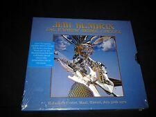 Jimi Hendrix Rainbow Bridge Concert 2 CD Rare  Band of Gypsys Billy Cox