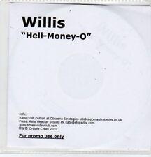 (BS773) Willis, Hell-Money-O - DJ CD
