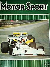 Clermont FERRAND Grand Prix 1972 JACKIE STEWART TYRRELL 002 Emerson Fittipaldi
